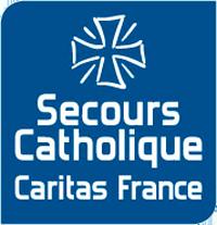 """Résultat de recherche d'images pour """"secours catholique lyon logo"""""""